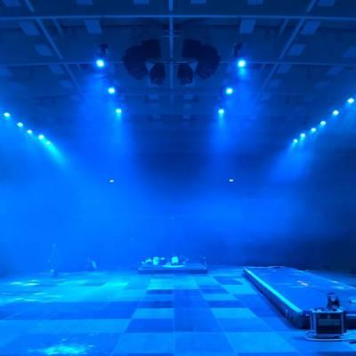 Faceoff, Danmarks vildeste gymnastik opvisning